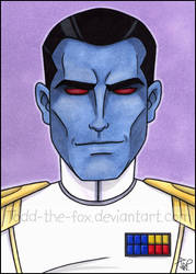 Grand Admiral Thrawn by Todd-the-fox