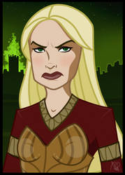 Cersei Lannister by Todd-the-fox
