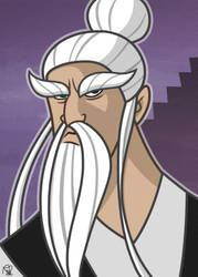 Pai Mei by Todd-the-fox