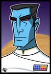 Grand Admiral Thrawn #1