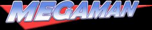 Mega Man Logo by vladictivo