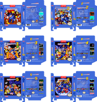 Mega Man Collection by vladictivo