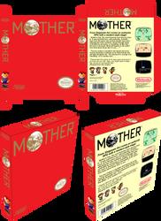 Mother (Earthbound Zero) Custom Mini Box by vladictivo