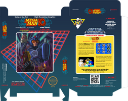 Mega Man 10 Press Kit by vladictivo