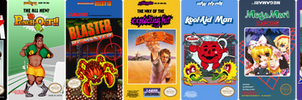NES Reproduction Labels 3 by vladictivo