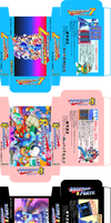 Rockman Famicom Boxes by vladictivo