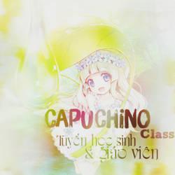 [Poster] Capuchino Class