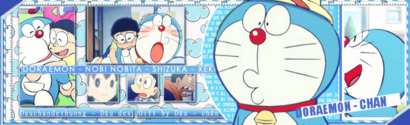 [7.7.2015] Cover Doraemon