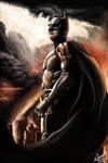 The Dark Knight Has Risen