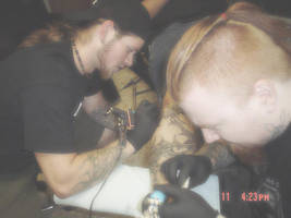 Me and my brother casey tattoo