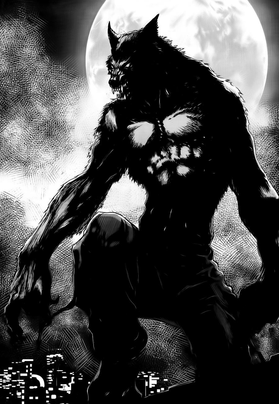 La bande dessinée/animation japonaise? Bien ou pas? Akira_werewolf_form_by_kanonvizard-d3cxabj