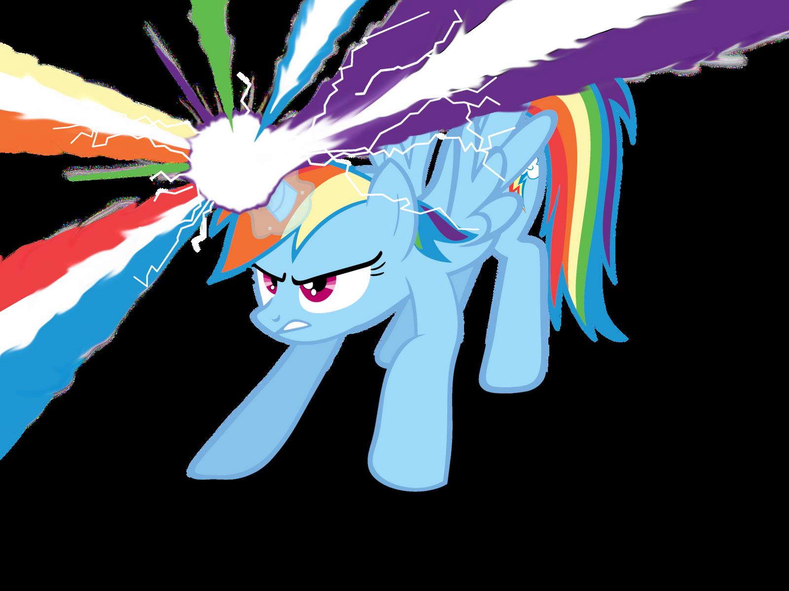 If Rainbow Dash was an Alicorn... by Neriani on DeviantArt