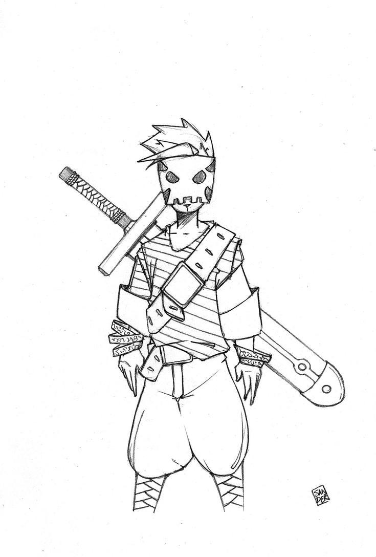 Skull-Head-II by JSander