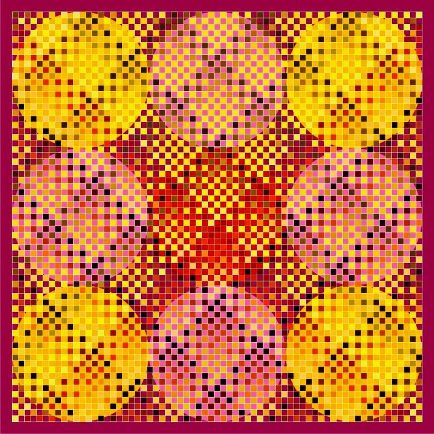 9EOMETRICS Boogie Wonderland by fabloxer