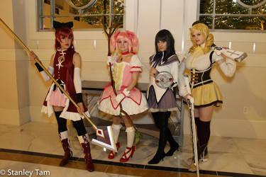 Katsucon 2014 Magical Girls