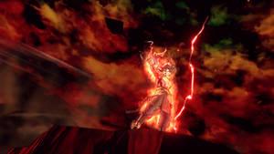 Lord Slider: Crimson flame.