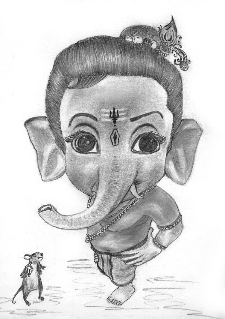 Displaying 19> Images For - Ganesh Drawing Tumblr...