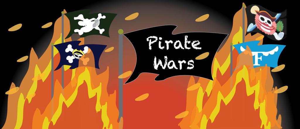 Pirate Wars Poster