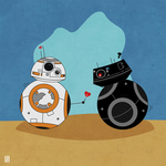 BB8 and BB9E
