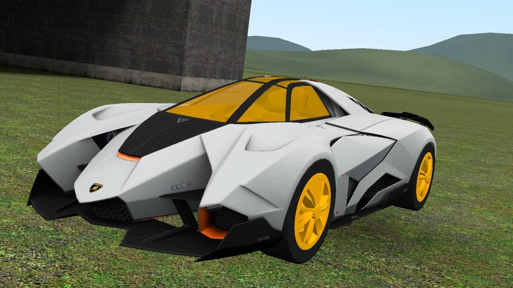 Lamborghini Egoista Pac3 Gmod By Alexmarcum010203 On Deviantart