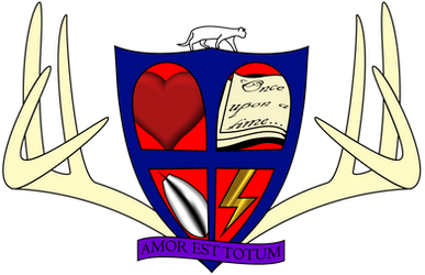 My Personal Crest by Down-Flower