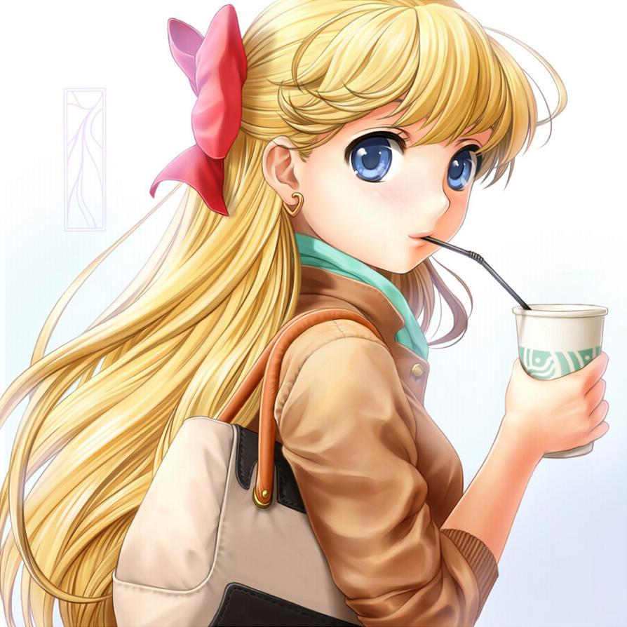 Minako by Kotikomori