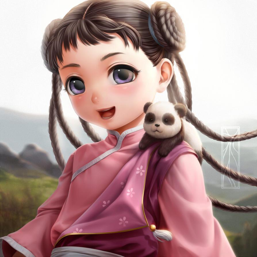 May Chang by Kotikomori