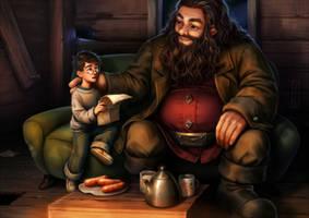 Harry, you are wizard by Kotikomori