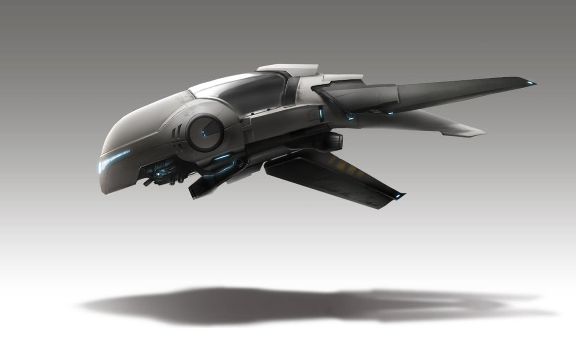 HOVERCRAFT concept design by anasrist