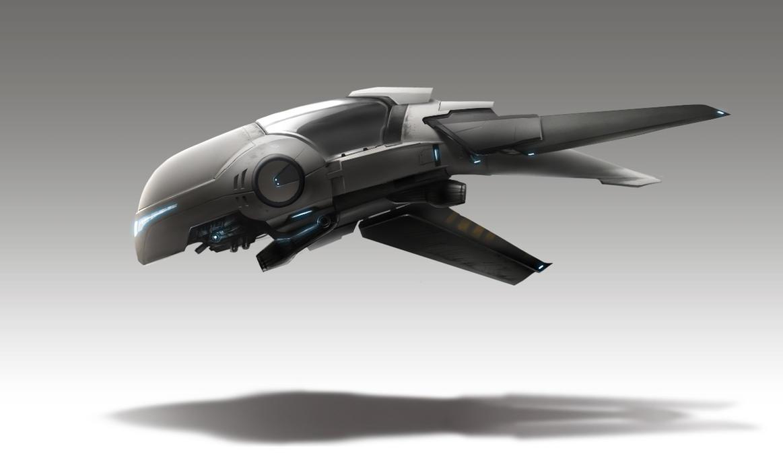 HOVERCRAFT concept design by anasrist