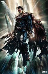 SUPERMAN Draw Off # 48 by anasrist