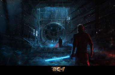 Star Wars by anasrist