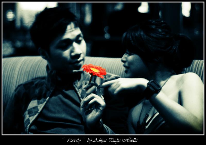 Lovely.. by adityapudjo