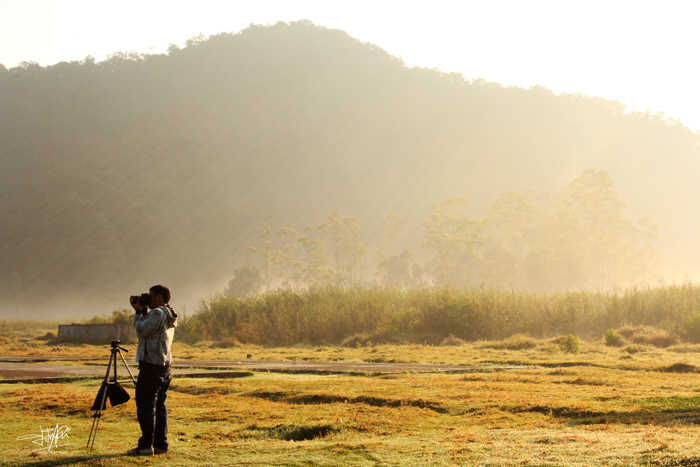 Landscape Photographer by adityapudjo