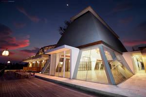 Maja House by adityapudjo