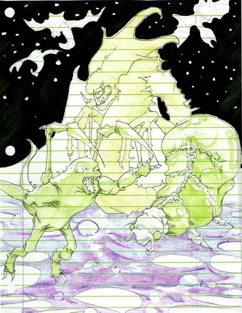 The Zerg by MephMan