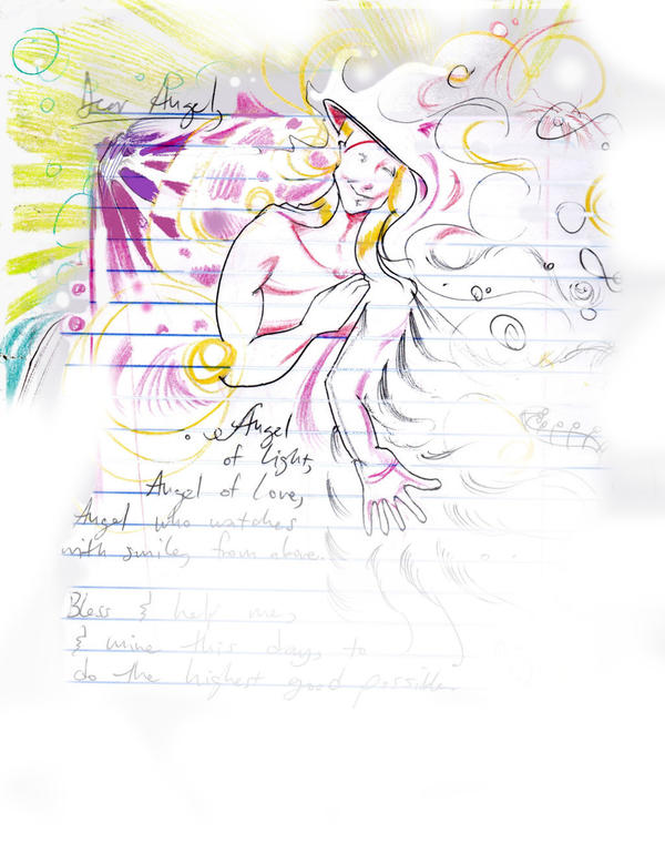 Dear Angel by MephMan