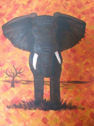 olifant by magrietwierts