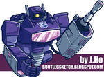 As you command mighty Megatron