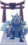 TMNT Tuesdays 1of4: Shred-Head