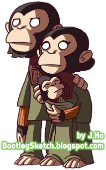 Going Ape - Part 2 of 4 by jasonhohoho