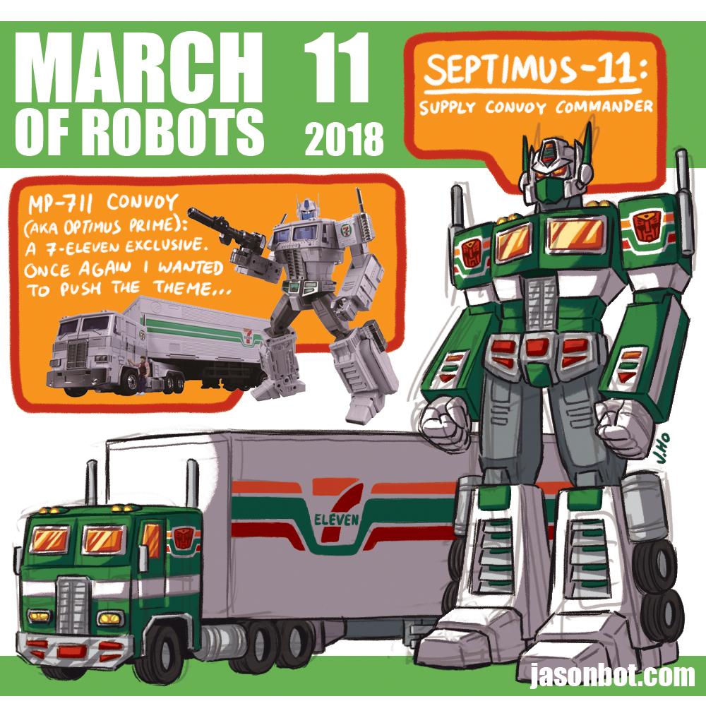 March of Robots 2018 11 by jasonhohoho