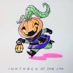 Inktober 07 2018