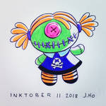 Inktober 11 2018