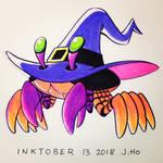 Inktober 13 2018