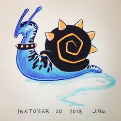 Inktober 20 2018 by jasonhohoho