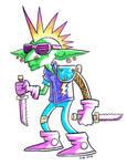 Throwback Thursday AKA Goblin Goodness by jasonhohoho