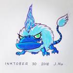 Inktober 30 2018