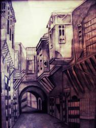 La Casbah by dreamh