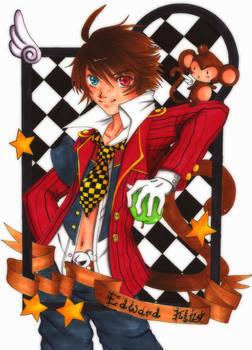 ::Monkey-verse Cards:: Edward